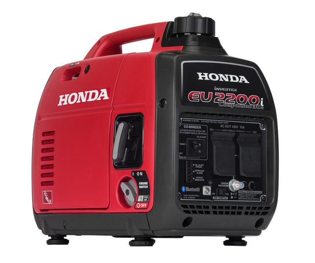 Honda EU2200i Companion Generator with (or) without CO-Minder & Bluetooth