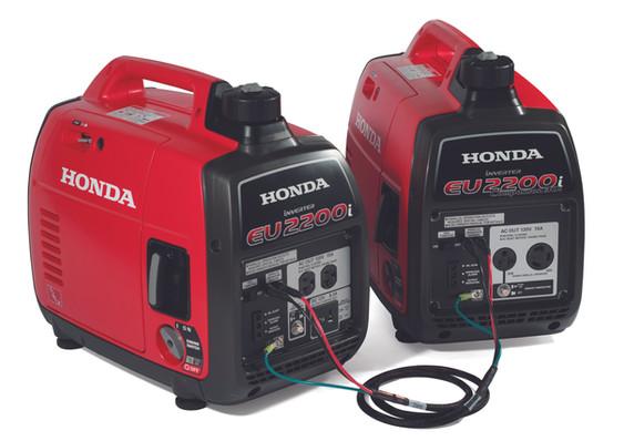 Honda EU2200 Parallel kit