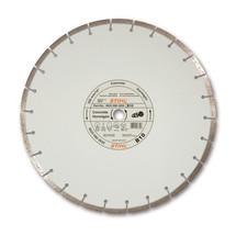 "TS Wheel B-10 14"" Diamond Concrete"