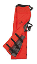 chainsaw protective wrap around chaps