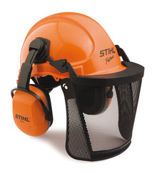 Pro Mark forestry helmet