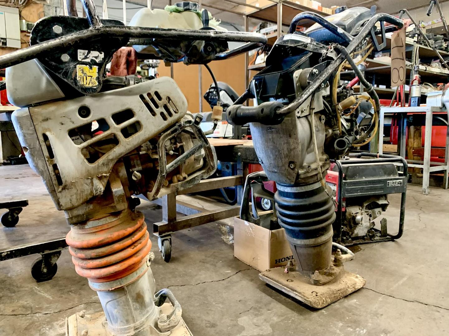 Image, rammer repair service
