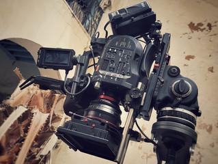 Camera Equipment rental for the TV Serie : Jnoun El Kayla