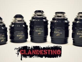 Les nouveaux Cooke Mini S4 de Clandestino viennent d'arriver!!!