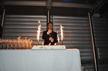 festa di compleanno all'ubi maior club Milano