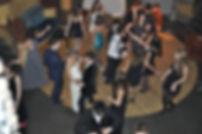 festa di laurea all'ubi maior club Milano