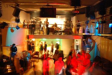 festa aziendale all'ubi maior club Milano