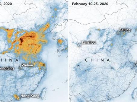 Effetti del Coronavirus sulle emissioni climalteranti in Cina