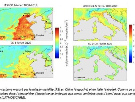 """Per il Clima, ci sarà """"un prima e un dopo"""" Coronavirus"""