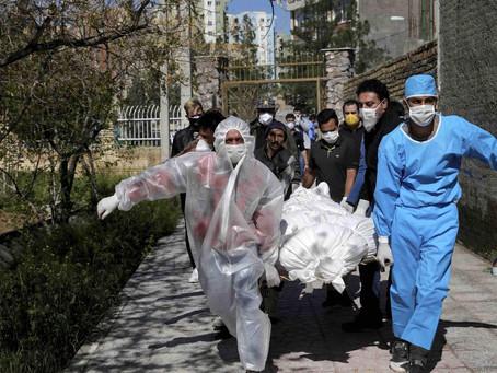 Pandemia da Coronavirus: #1 - IRAN