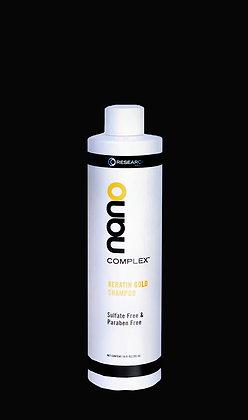 Keratin Gold Shampoo