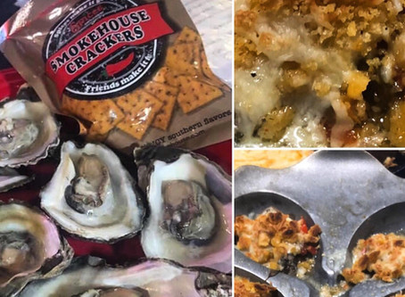Treasures of the Gulf w/ Spicy Crackers
