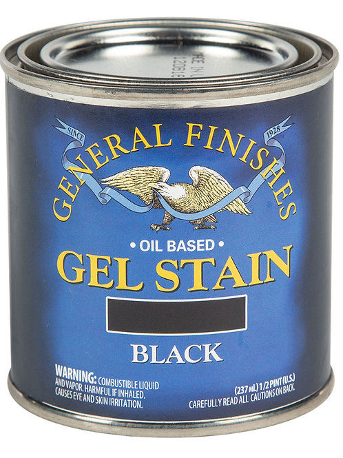 Black Gel Paint