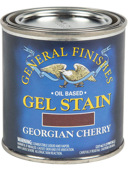 Georgian Cherry Gel Stain