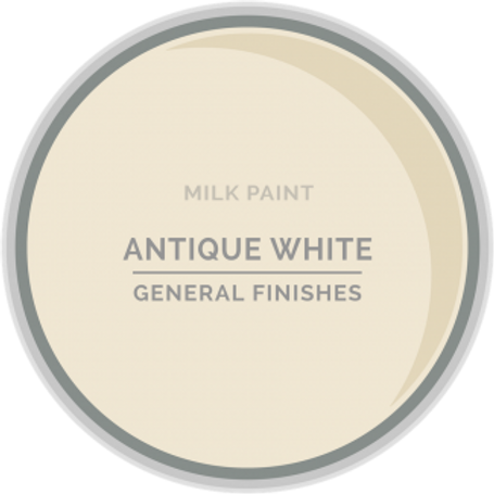 Milk Paint: Antique White