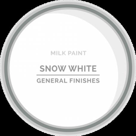 Milk Paint: Snow White