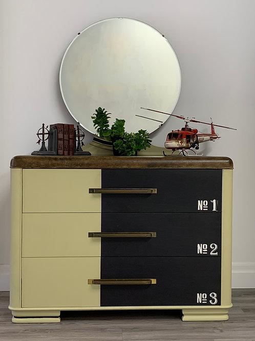 Split Tone Dresser