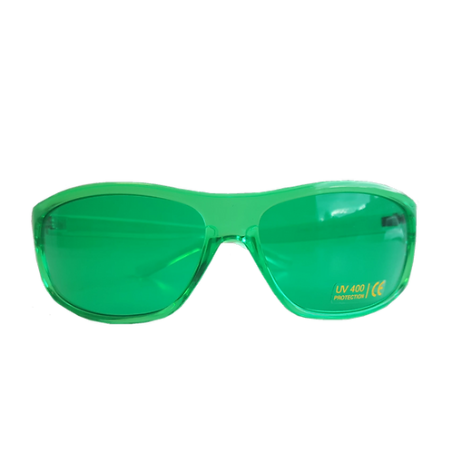 Colour Energy Green Glasses