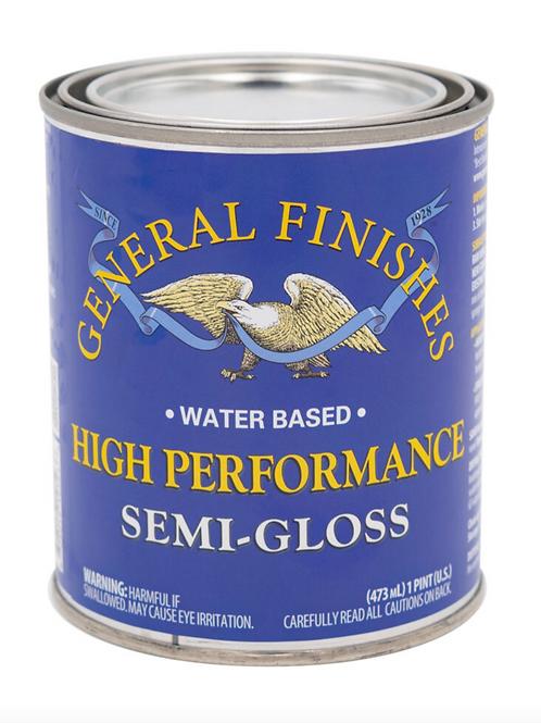 High Performance Top Coat- Semi-Gloss
