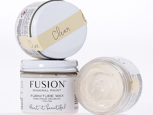 Fusion Wax Clear