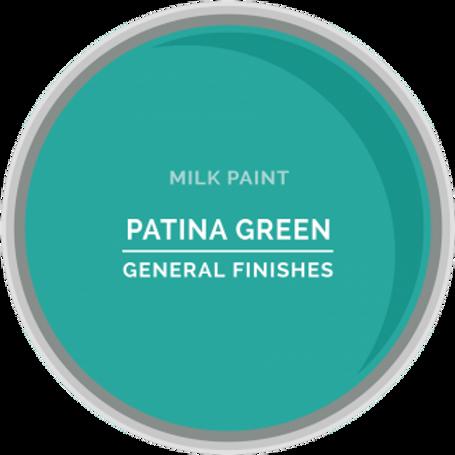 Milk Paint: Patina Green