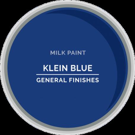 Milk Paint: Klein Blue