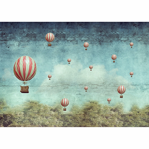 Mint Balloons
