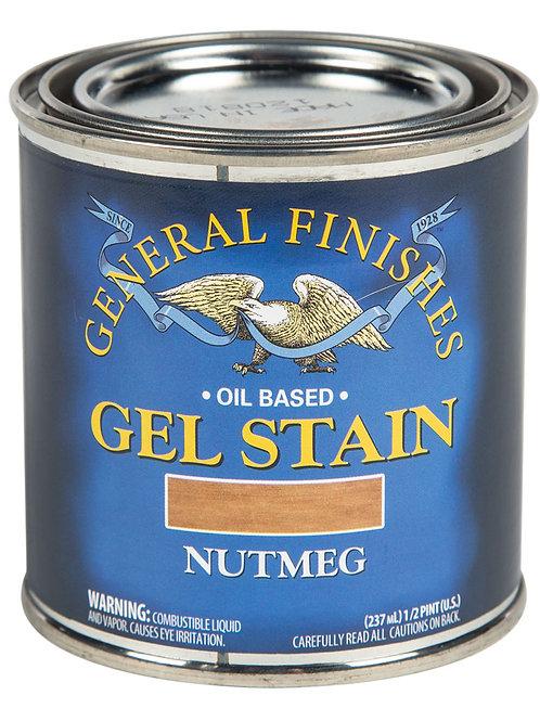 Nutmeg Gel Stain