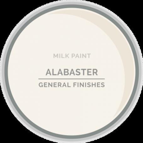 Milk Paint: Alabaster