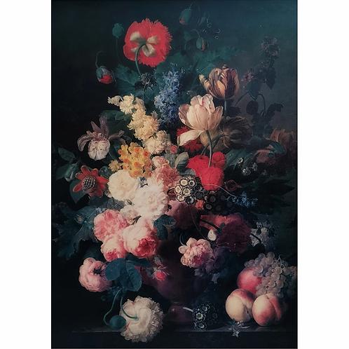 Mint Renaissance Flowers