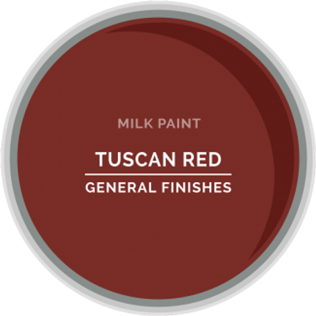 Milk Paint: Tuscan Red