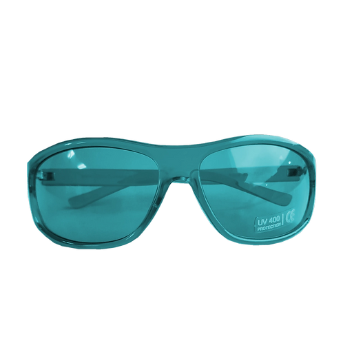 Colour Energy Turquoise Glasses