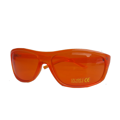 Colour Energy Orange Glasses