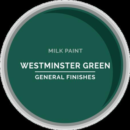 Milk Paint: Westminster Green