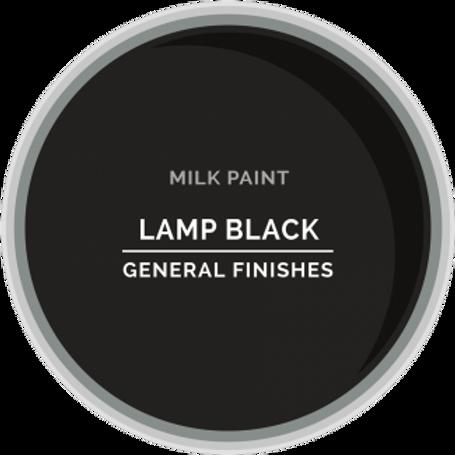 Milk Paint: Lamp Black