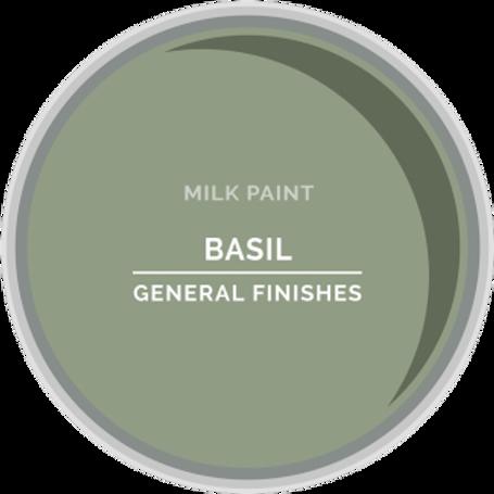 Milk Paint: Basil