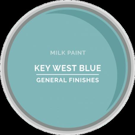 Milk Paint: Key West Blue