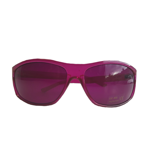 Colour Energy Magenta Glasses