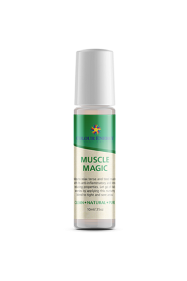 Colour Energy Muscle Magic Rollerball