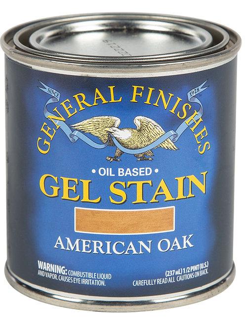 American Oak Gel Stain