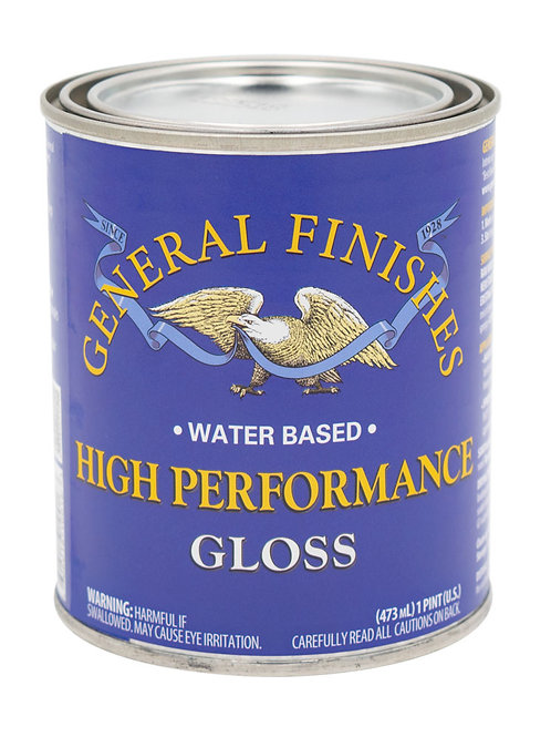 High Performance Top Coat- Gloss