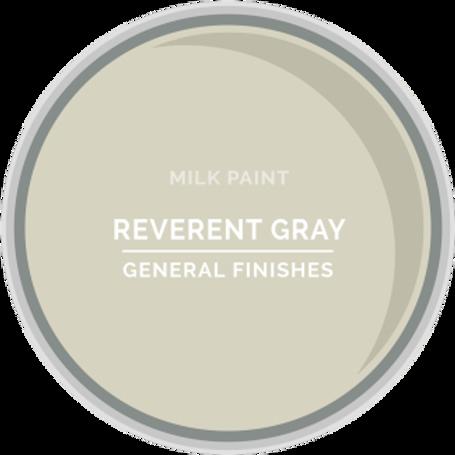 Milk Paint: Reverent Gray