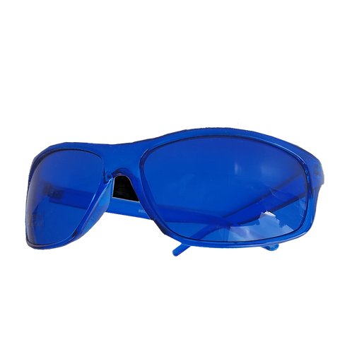 Colour Energy Blue Glasses