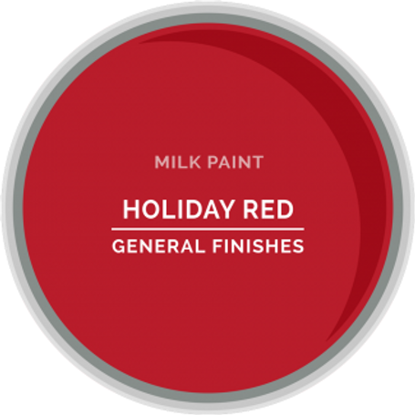 Milk Paint: Holiday Red
