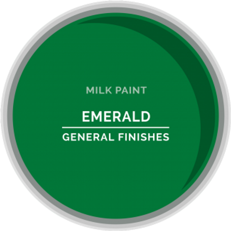 Milk Paint: Emerald