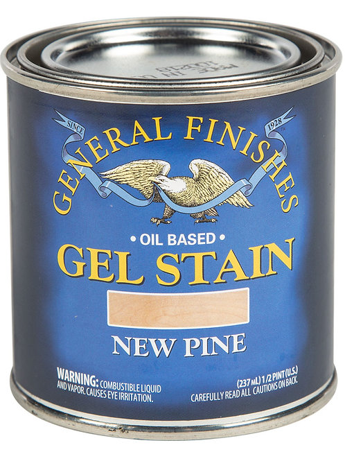 New Pine Gel Stain