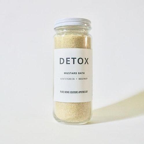 PHC Mustard Detox Bath