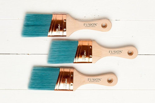 Fusion Synthetic Angled brush