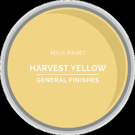 Milk Paint: Harvest Yellow