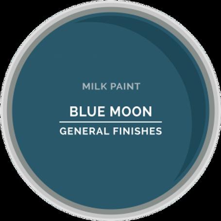 Milk Paint: Blue Moon